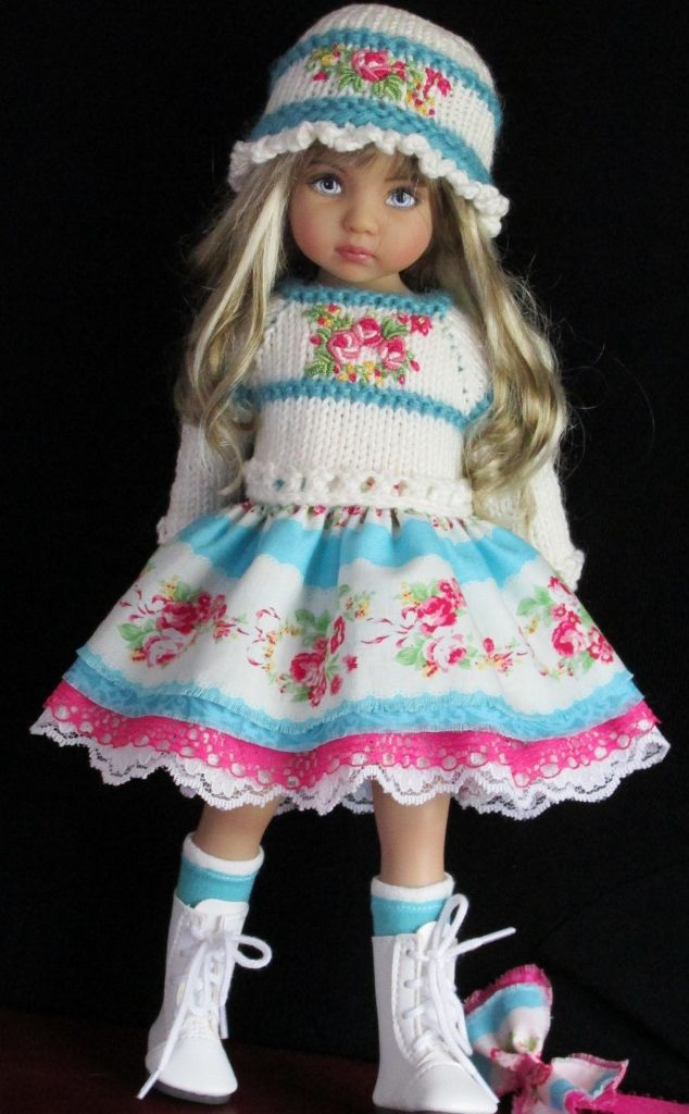 Effner Little Darling Dolls Handmade Outfits | muñecas hermosas ...