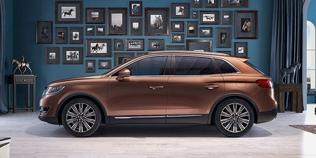 New Luxury Vehicle Experience Lincoln Black Label