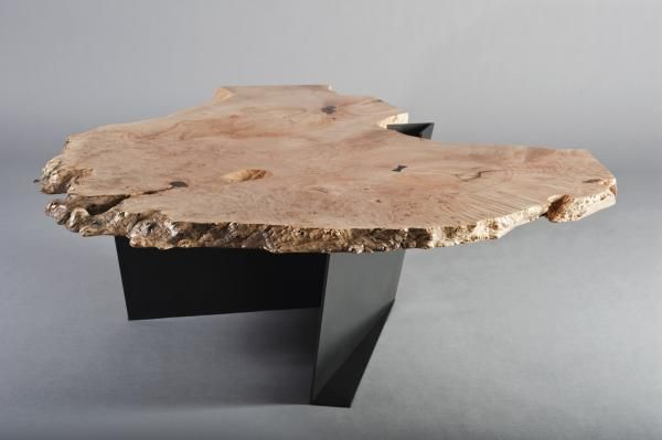 Pajaro Coffee Table | Northwest Woodworkers Gallery · Natural WoodCoffee ...