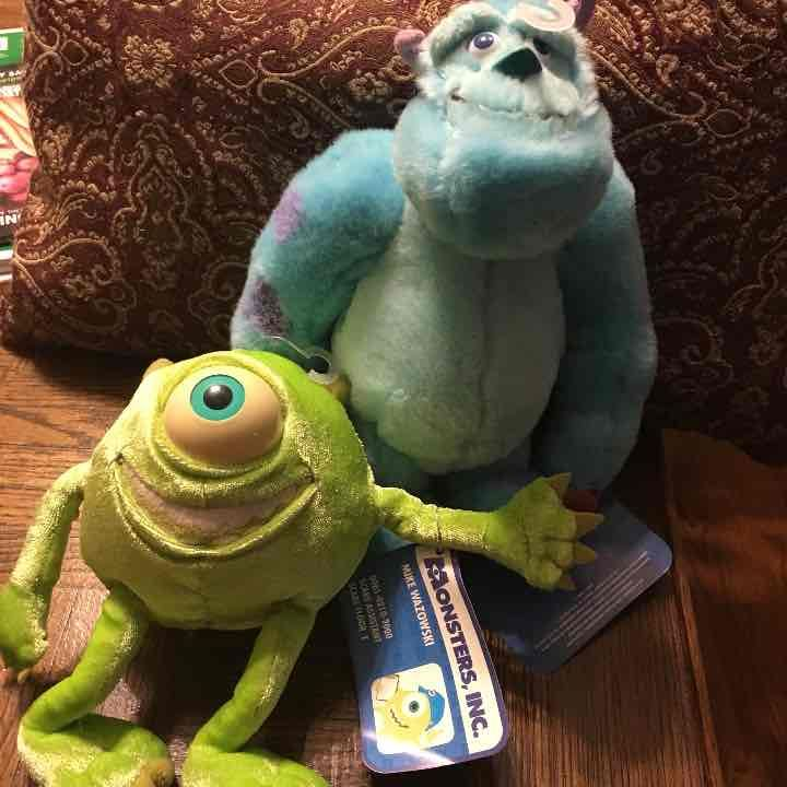 Monster inc collectibles with tags - Mercari: Anyone can buy & sell