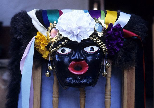 Negro Mask | Flickr - Photo Sharing!