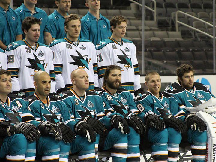 San Jose Sharks Roster