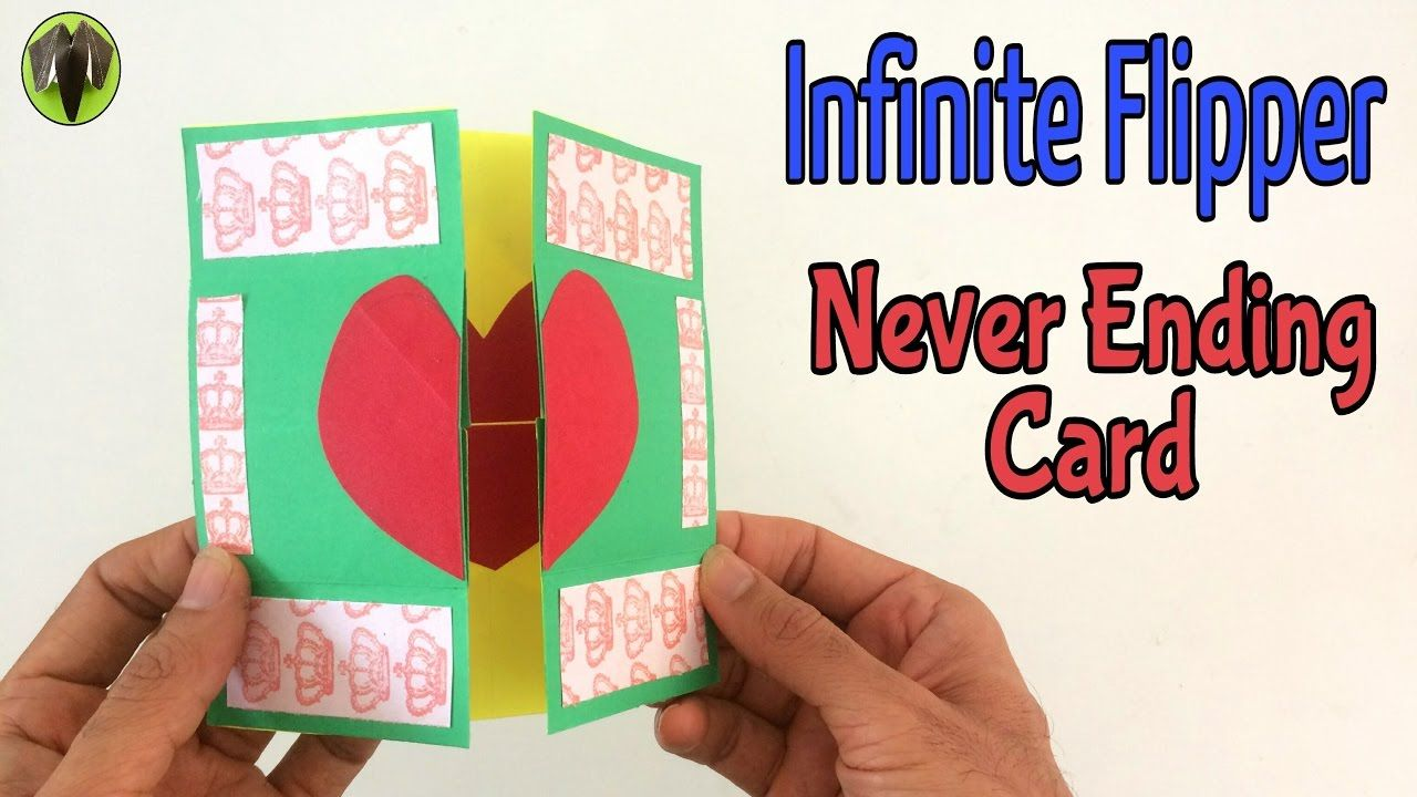 Tutorial To Make Infinite Flipper Never Ending Photo Greeting