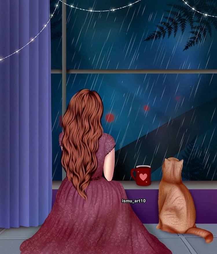 شنو لون بشرتكم اني بيضه Fashionyista صور كارتونية للحلوات منشن لصديقاتك تشوفهن مع Cartoon Girl Images Cute Girl Wallpaper Illustration Art Girl