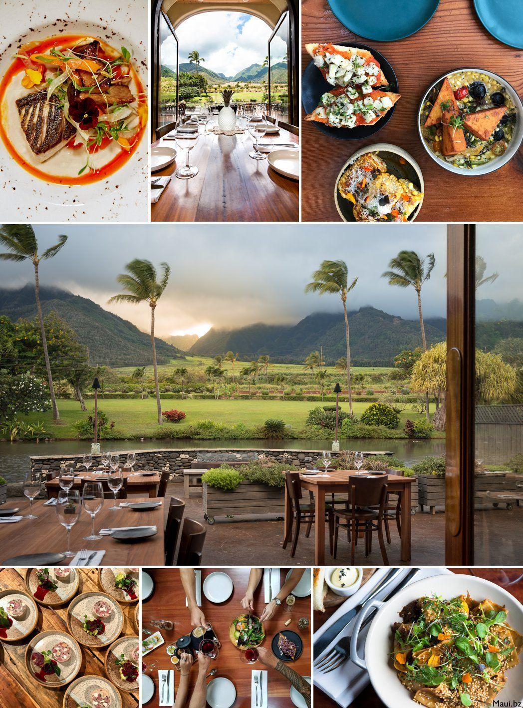 Maui Restaurants | Reviews of Restaurants in Maui, Hawaii | Maui restaurants,  Maui, House restaurant