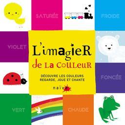 L'imagier des couleurs de Jean-François Alexandre
