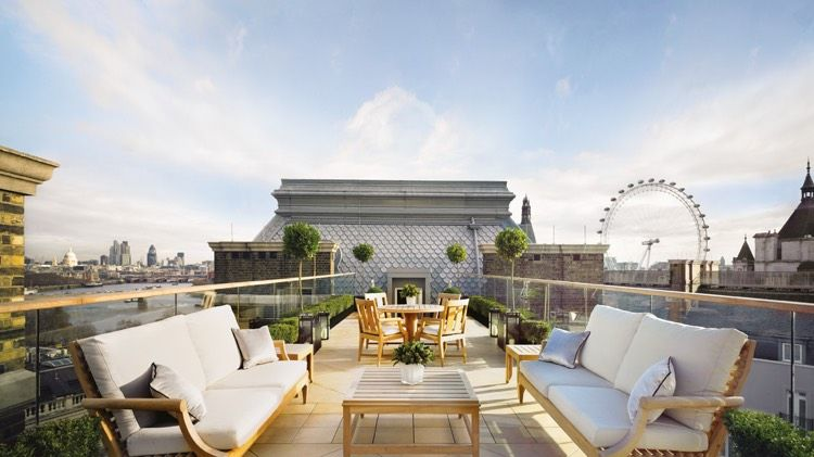 Déco terrasse appartement   35 propositions qui vous couperont le ...