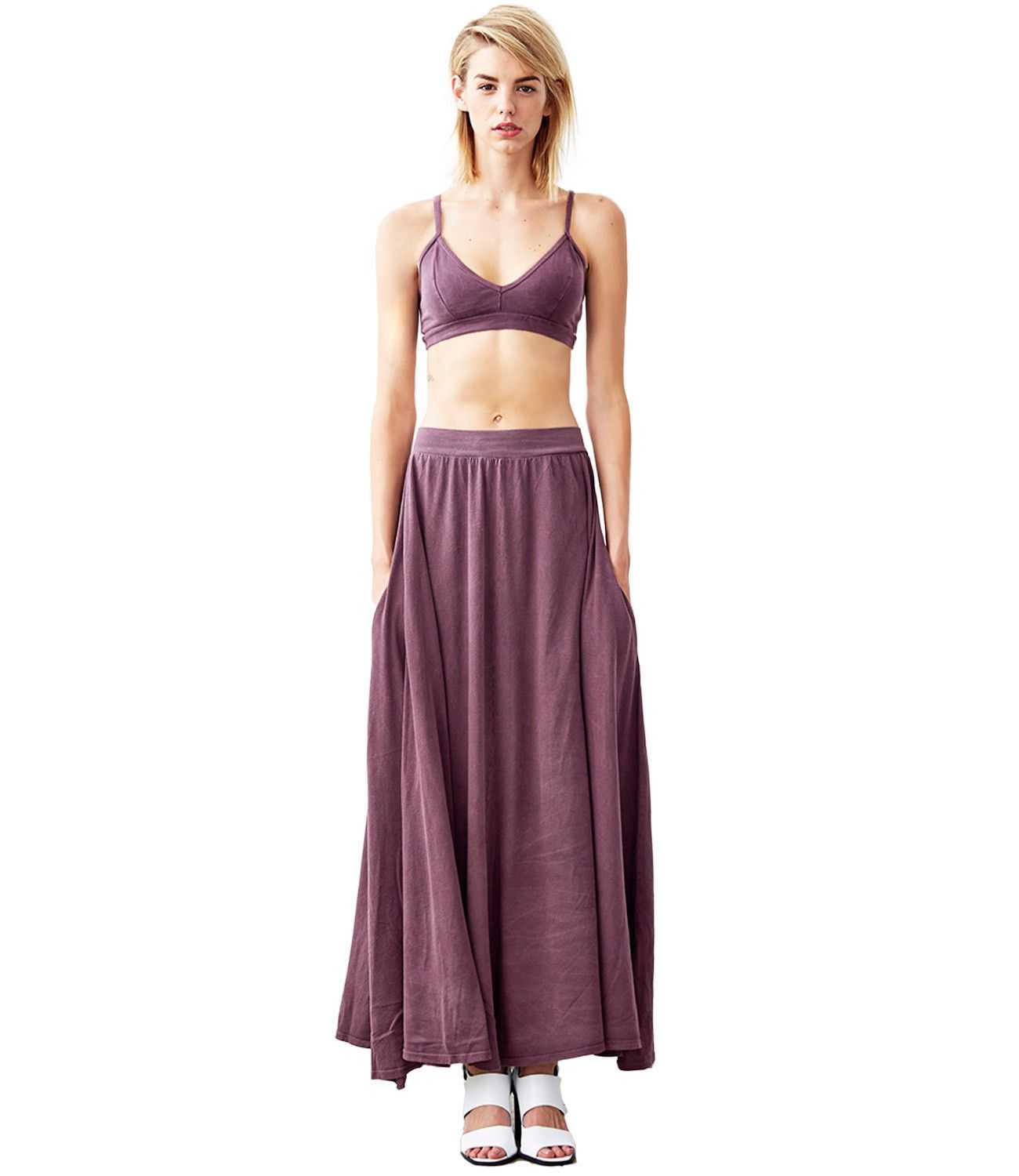 186f53da7365  100 for this ethical maxi skirt with veggie dyes. Cotton is grown in  California!
