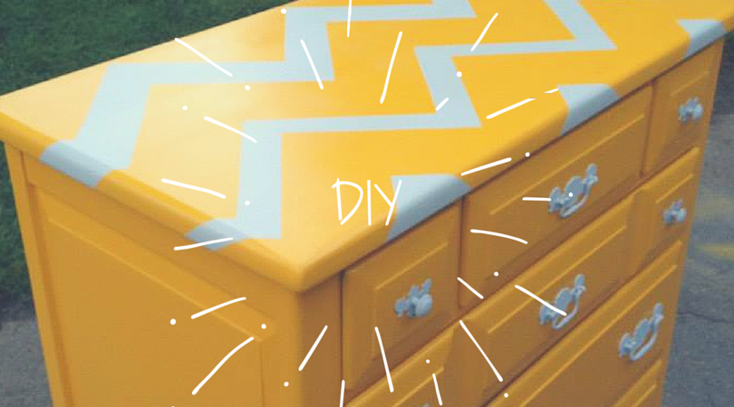 DIY Board Cover// All Things DIY