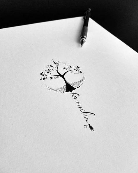 #mama tattoo ideas - Modern
