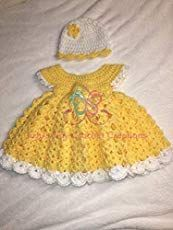 Photo of Crochet Super Simple Baby Dresses Patterns