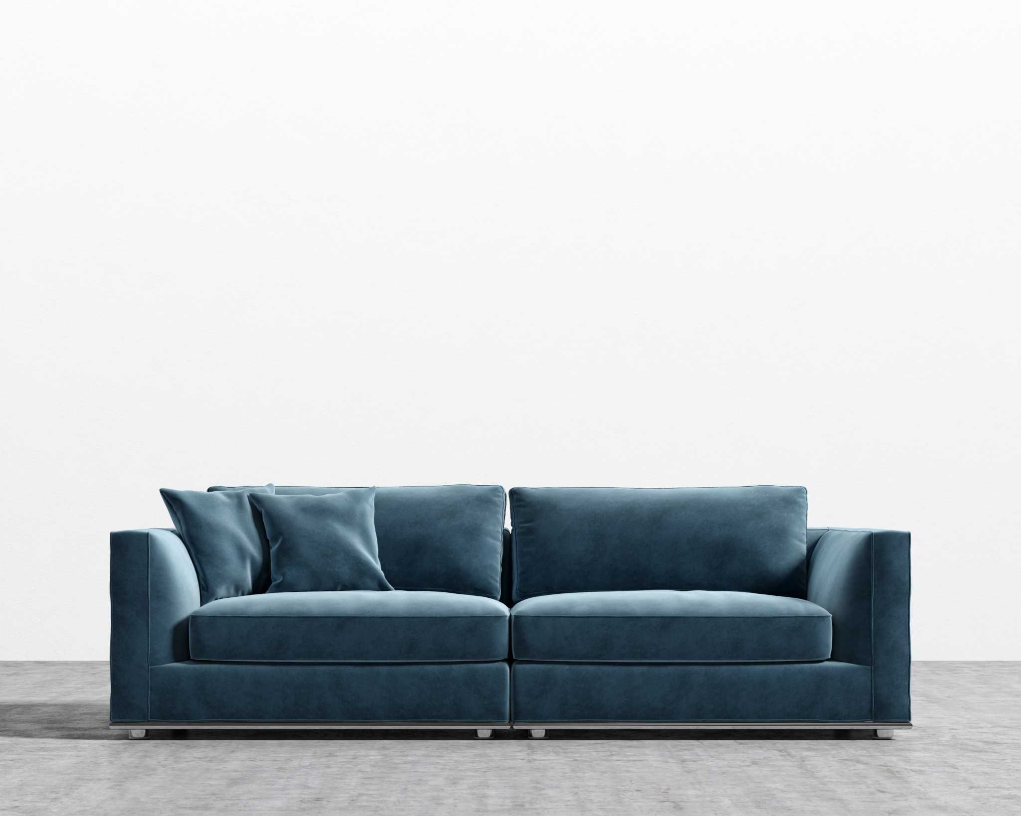 These Low Profile Sofas Will Make Your Space Feel Bigger Sofa