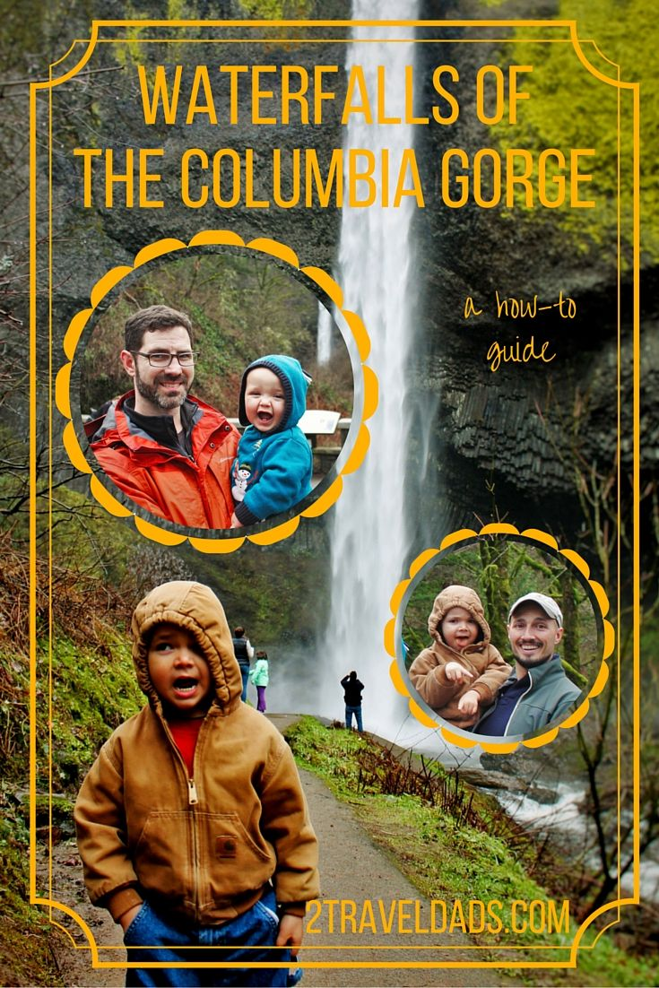 Waterfalls Of The Columbia Gorge, A How-to Guide