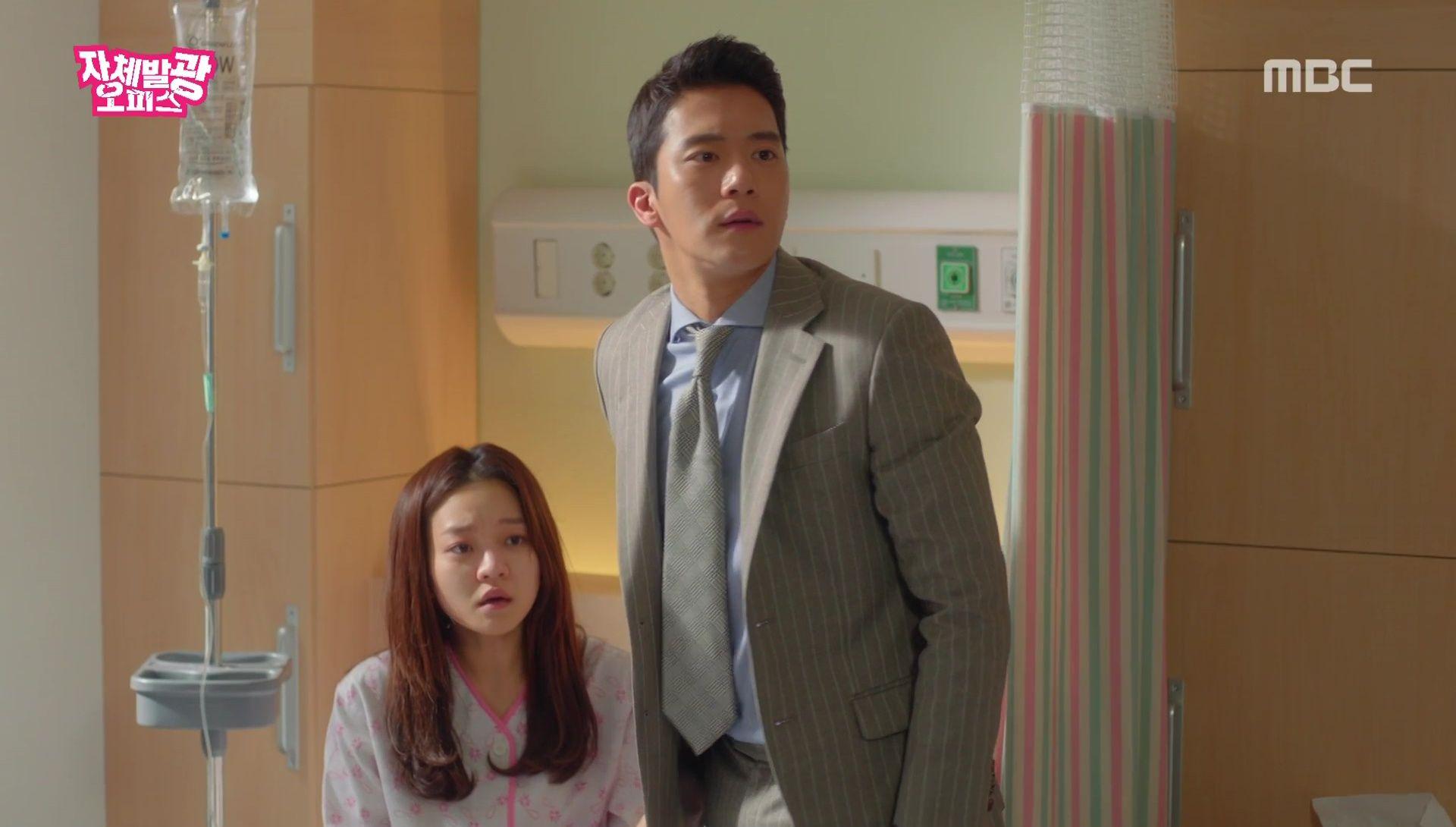 Radiant Office: Episode 10 » Dramabeans Korean drama recaps