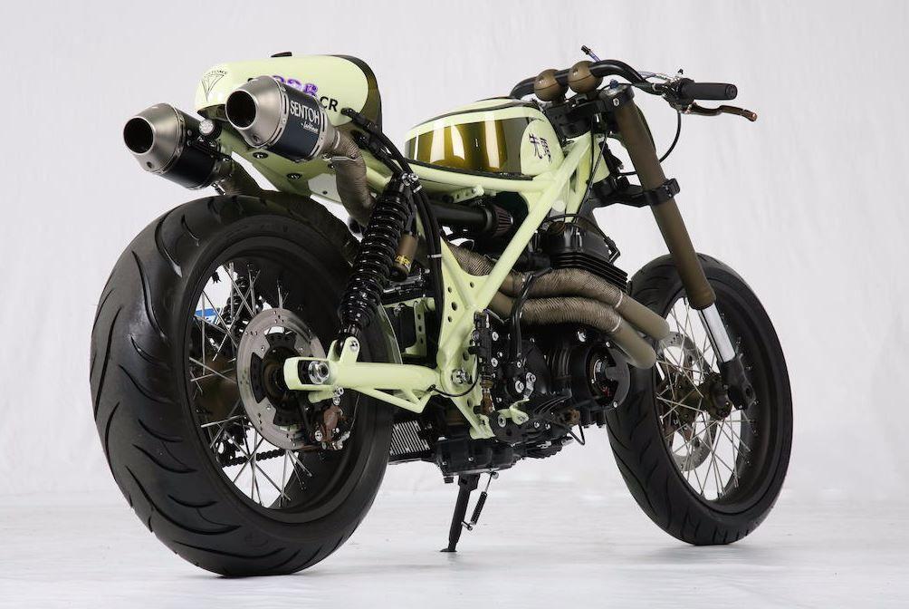 1975/2011 AFT Customs Honda CB750 Sentoh   Honda cb750