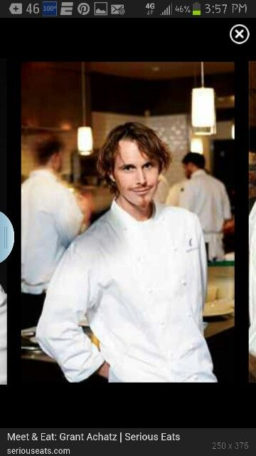 Worked for thomas keller at one point...