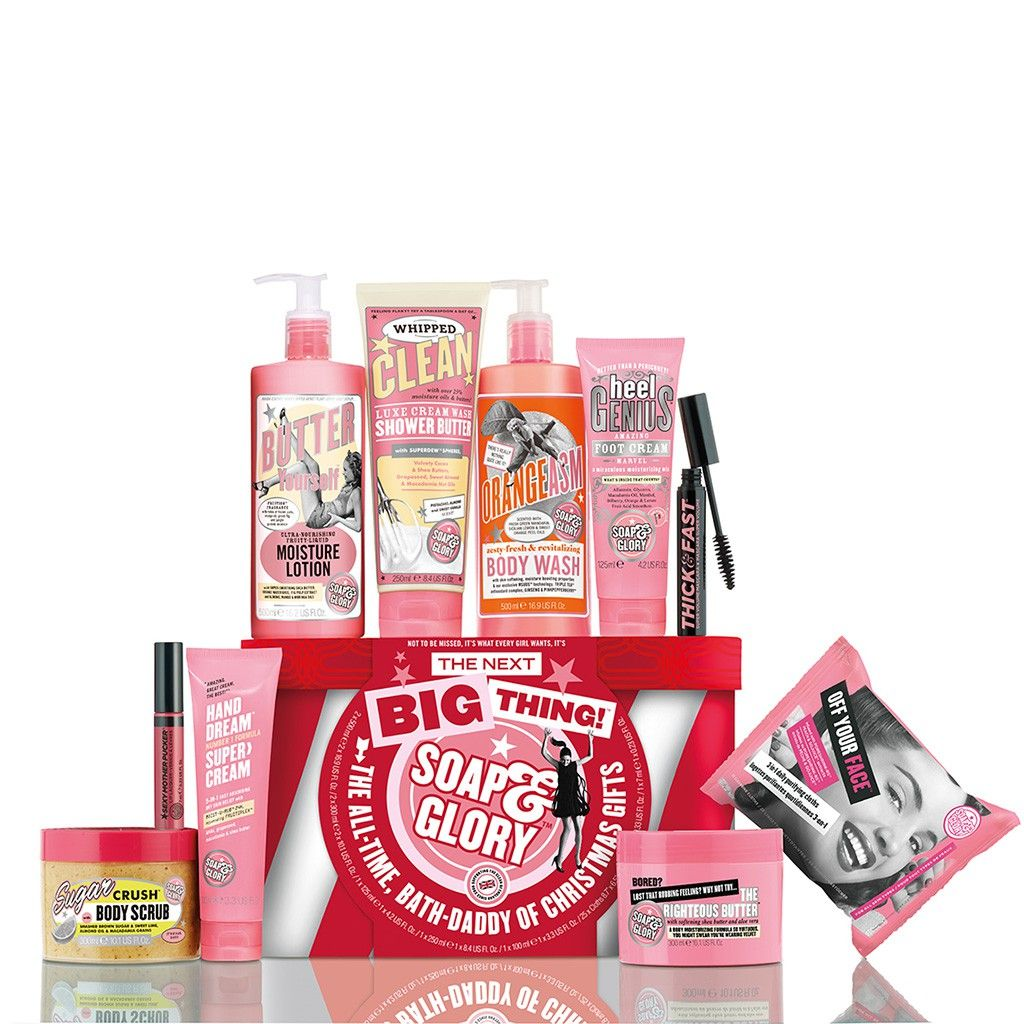 I LOVE S&G! Soap and glory, Star boots, Gift set