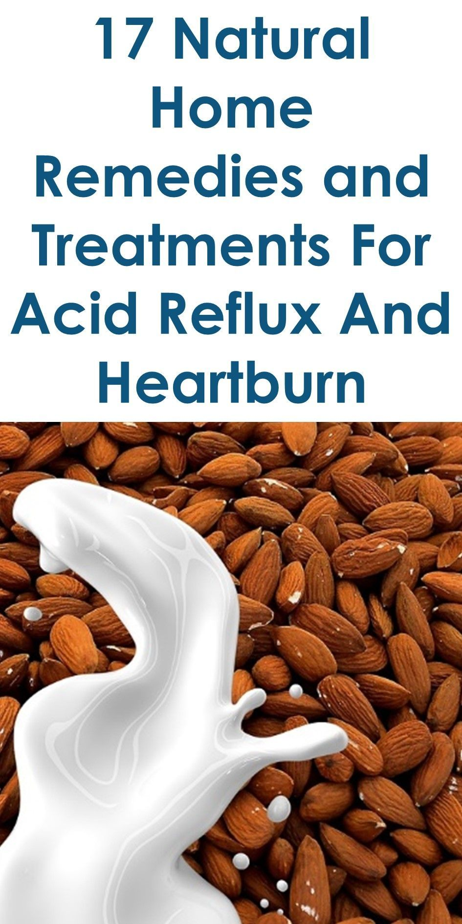 17 natural home remedies and treatments for acid reflux and
