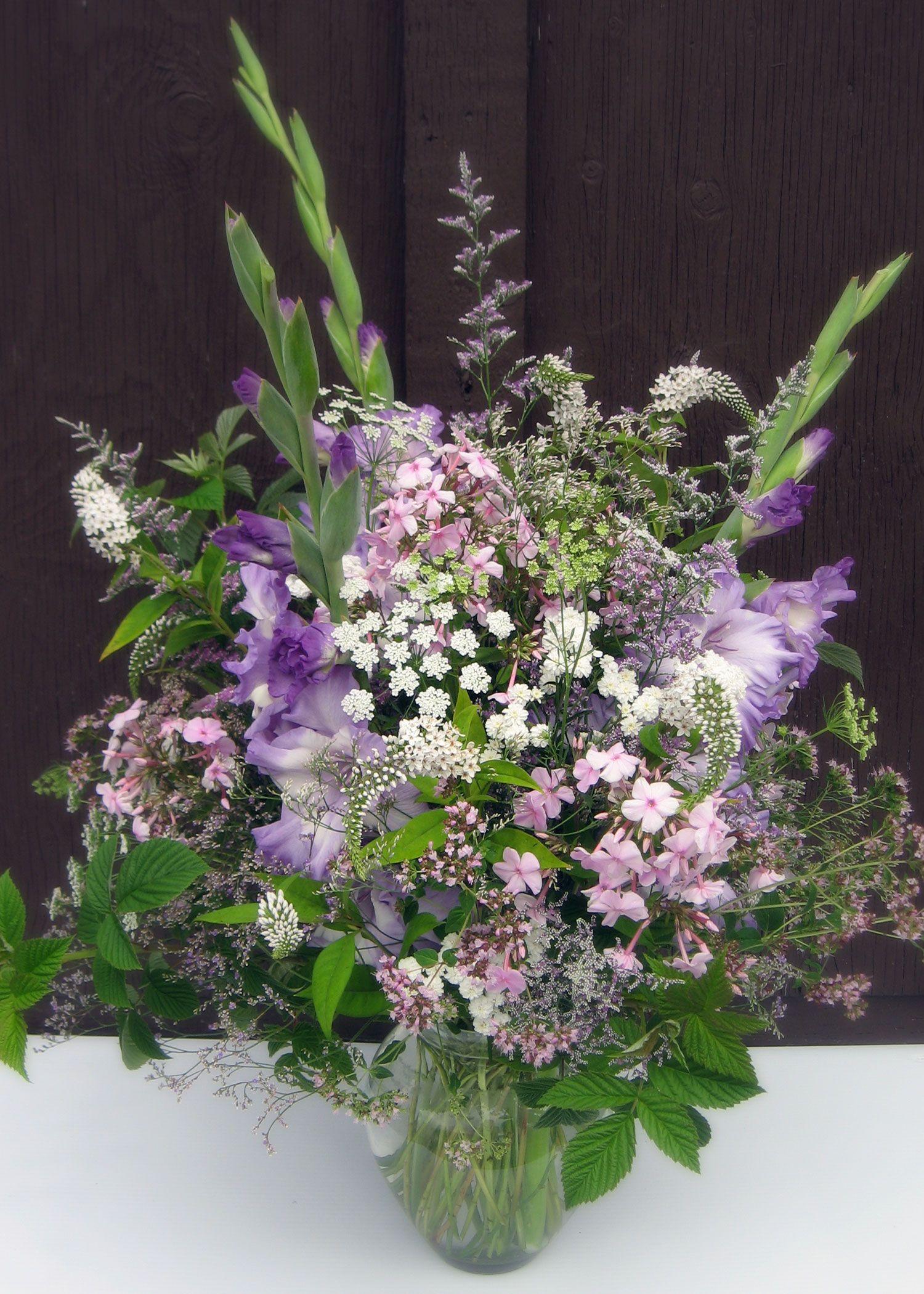 Late July Birthday Celebration Flower Arrangements Pinterest