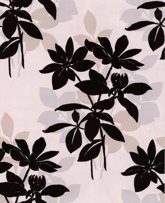 Laurence Llewelyn Bowen Wallpaper, Velvet Undergrowth 50-219