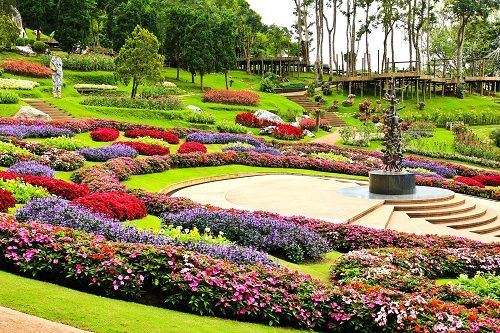 10 beautiful botanical gardens in the world kew gardens for Most beautiful garden flowers