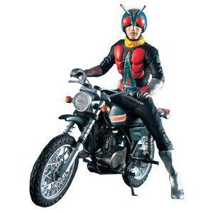 Rider man Cyclone bike