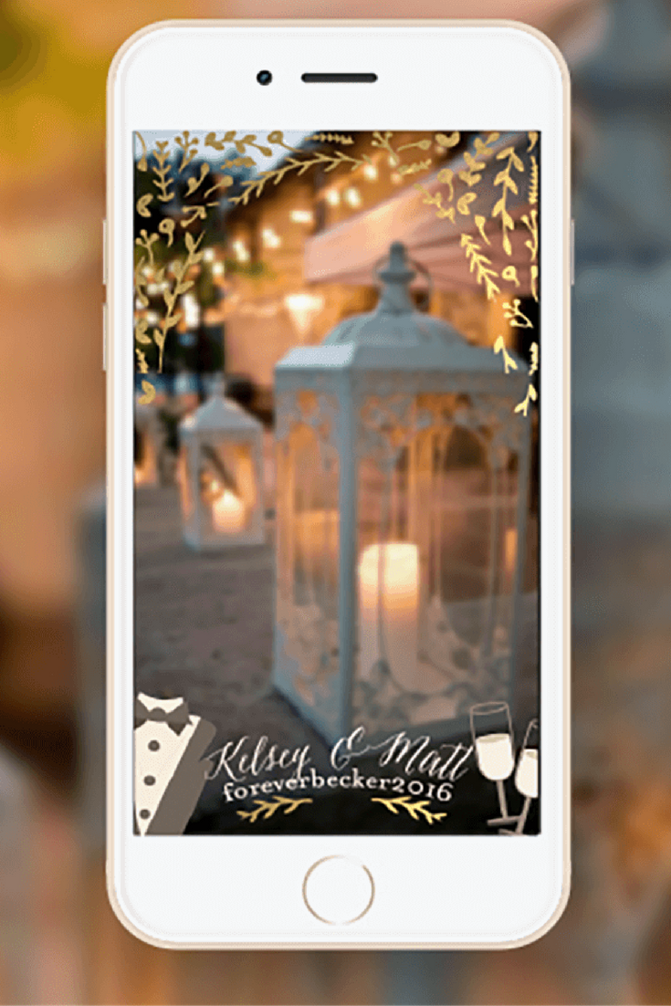 how to create a snapchat geofilter without photoshop