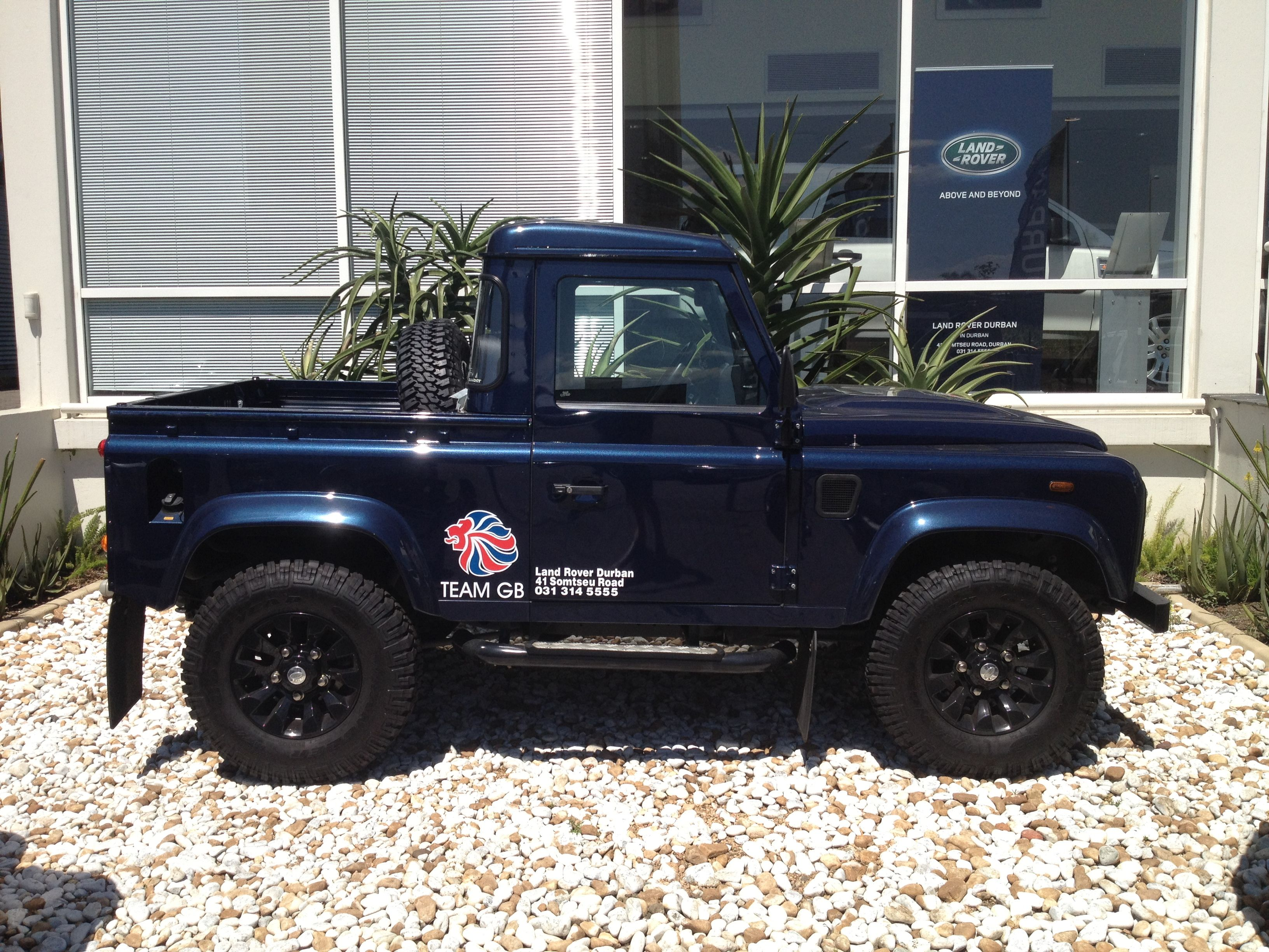 My Land Rover defender 90 pick up ltd edition | Landy's ...