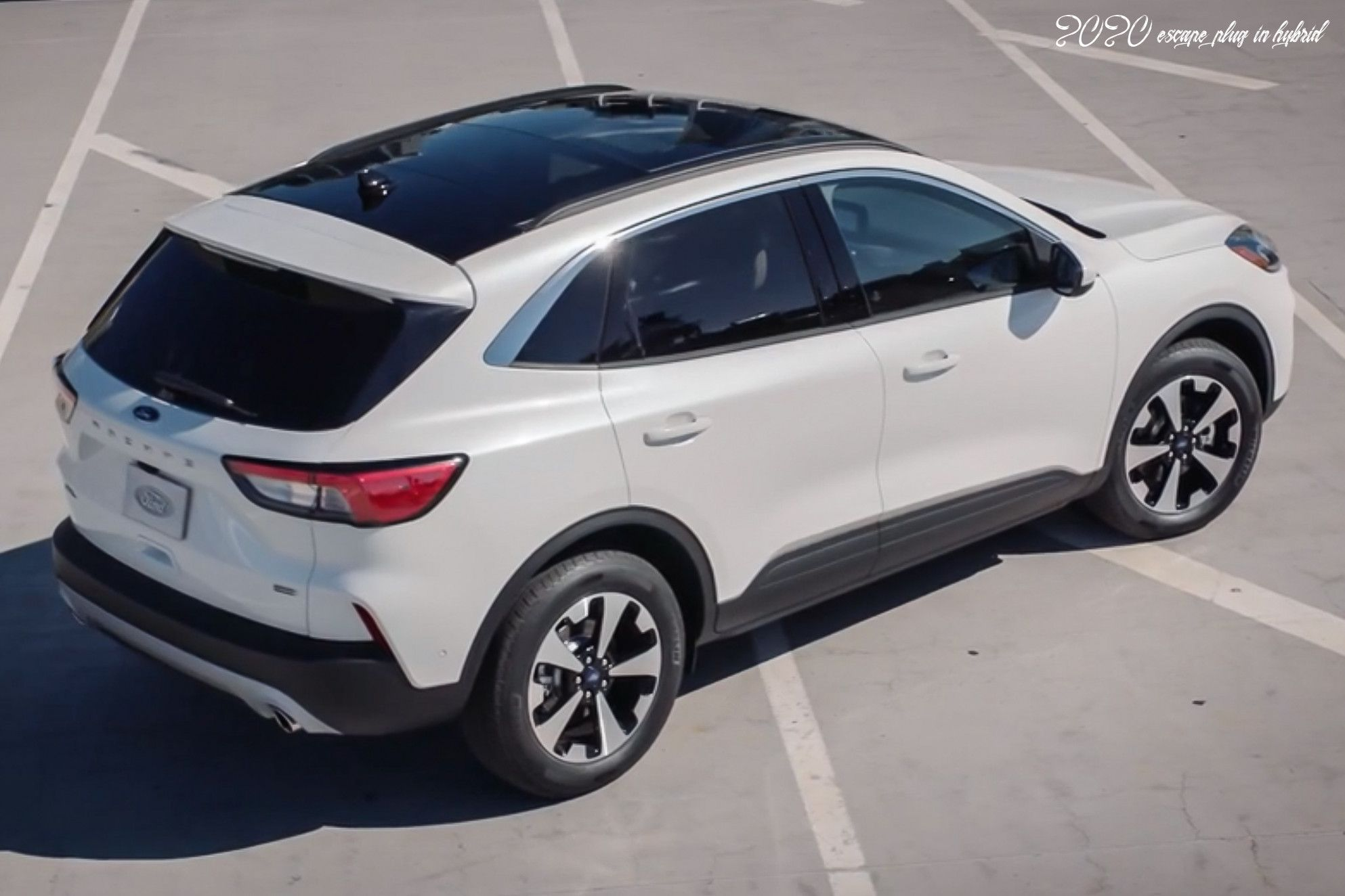 2020 Escape Plug In Hybrid Ratings in 2020 Ford escape
