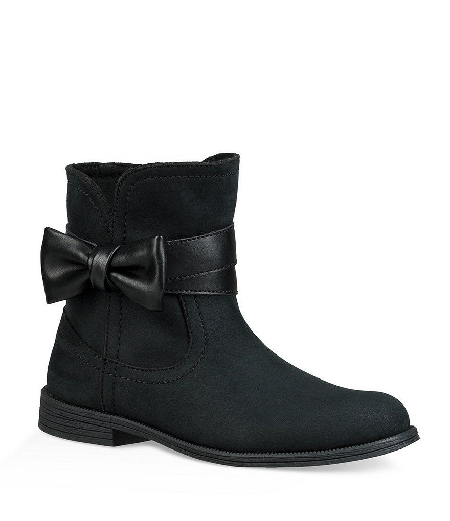 UGG Joanie Bow Girl's Boot | Boots, Uggs, Shoes