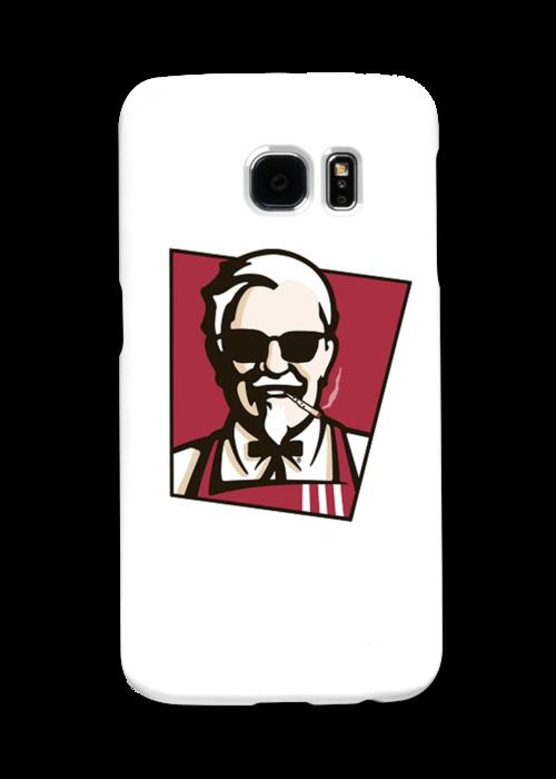 DANK COLONEL Vector logo, Kfc, Chicken logo