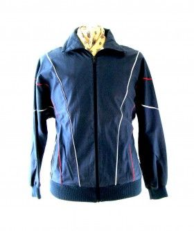 "80s retro zip up jacket Circa 80s, Men's navy blue sports 80s retro zip up jacket  #vintagebloggers #vintagesportswear #vintage #retroclothing #vintageclothing #80s #1980s #vintagejackets <link rel=""canonical"" href=""http://www.blue17.co.uk/>"