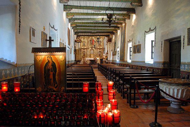 Serra Chapel At Mission San Juan Capistrano Mission San Juan Capistrano San Juan Capistrano San Juan