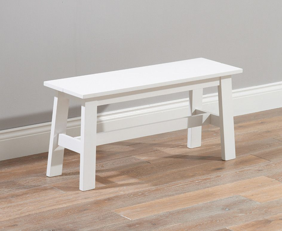 128 Reference Of White Small Bench Seat In 2020 Small Bench