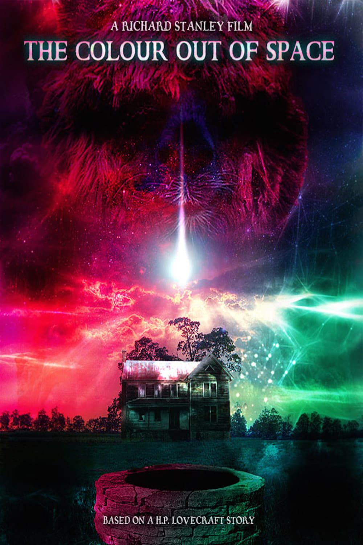 Color Out Of Space 2019 Critica Delirio Ochentero Que Reimagina A Lovecraft Color Out Of Space Lovecraft Space Movies