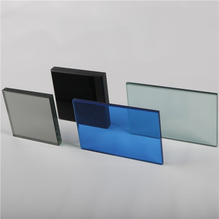 Wholesale Low Iron 12mmedge Polished Blue Laminated Glass Repairbrokenglass Carwindowglass Glassglazing Secureshieldlaminatedglass Lami Laminated Glass Smart Glass Wired Glass