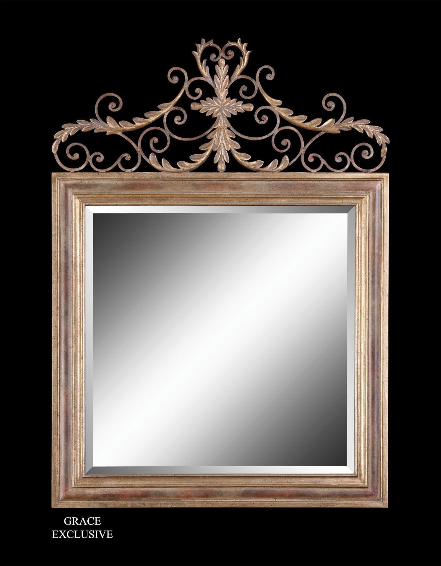 Valonia Beveled Mirror