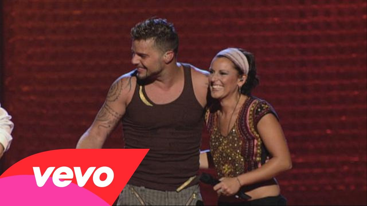 Ricky Martin Tu Recuerdo Ft Chambao Chambao Ricky Martin Cantantes