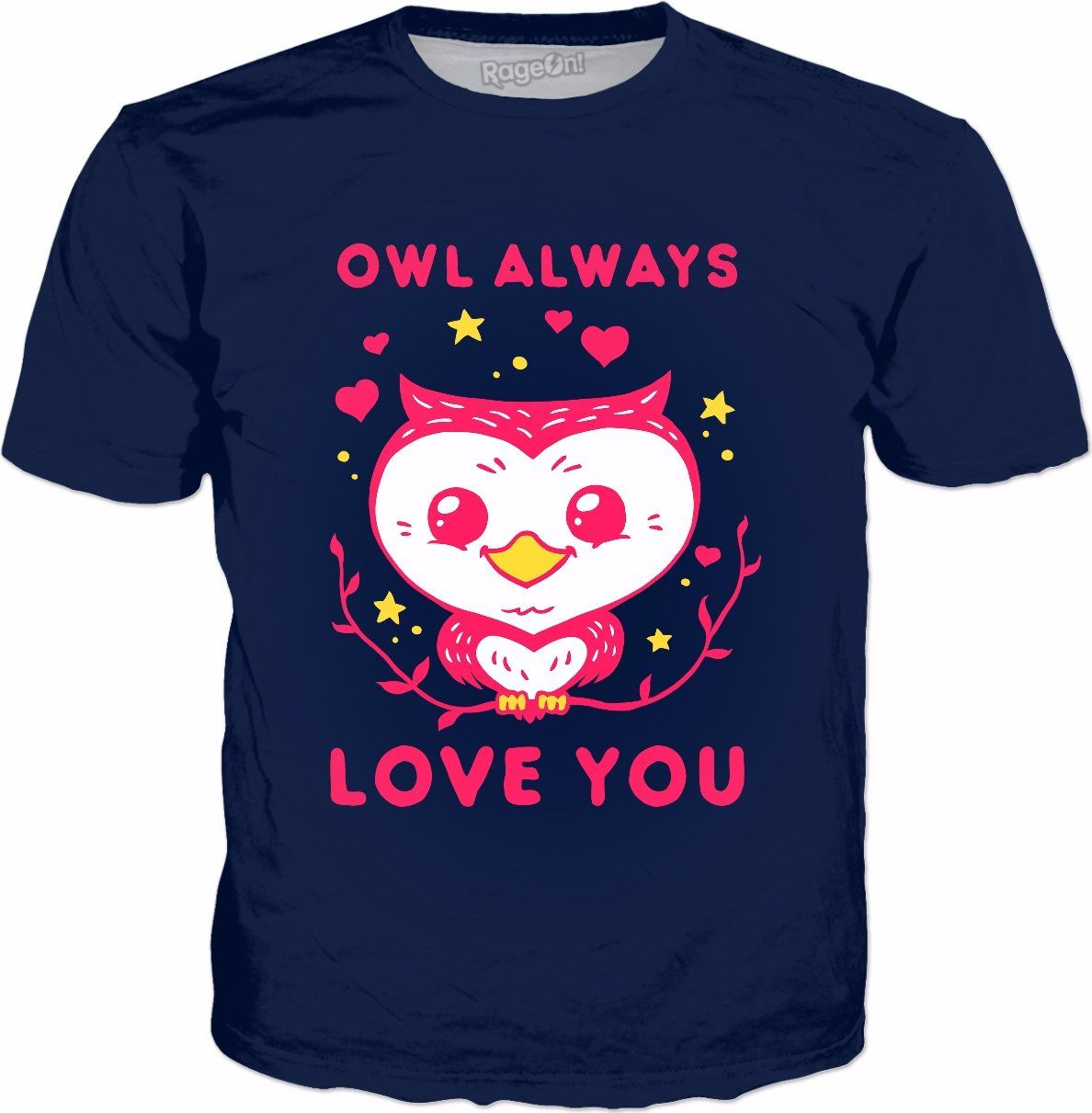 Download Owl Always Love You T-Shirt | Funny Valentines Gift ...