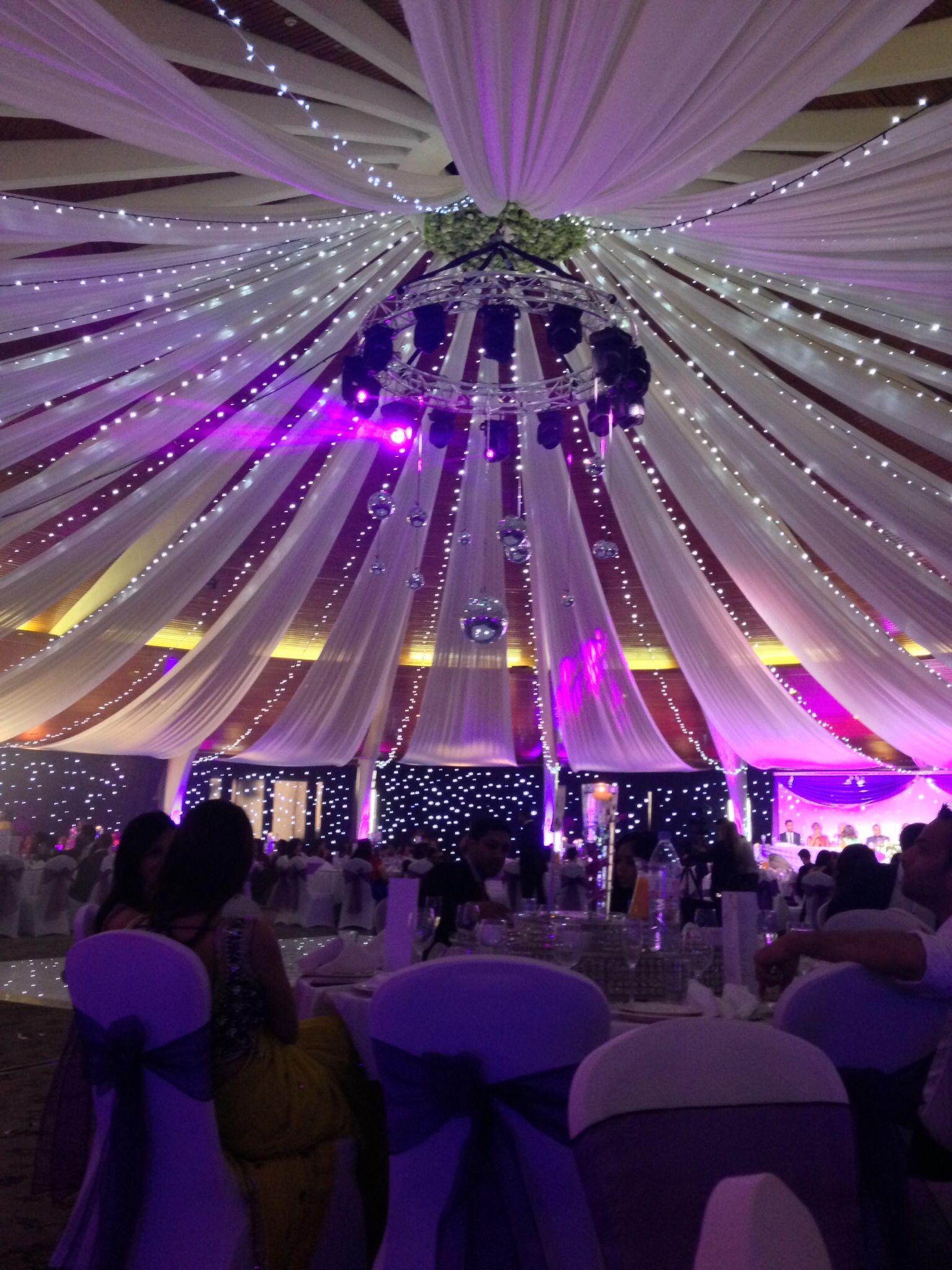 Copthorne Wedding Reception Decorations Wedding Hall