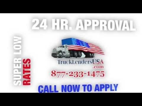 Truck Lenders Usa Trailer Financing Truck Lenders Usa Commercial
