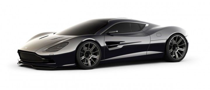 Awesome Aston Martin DBC Concept