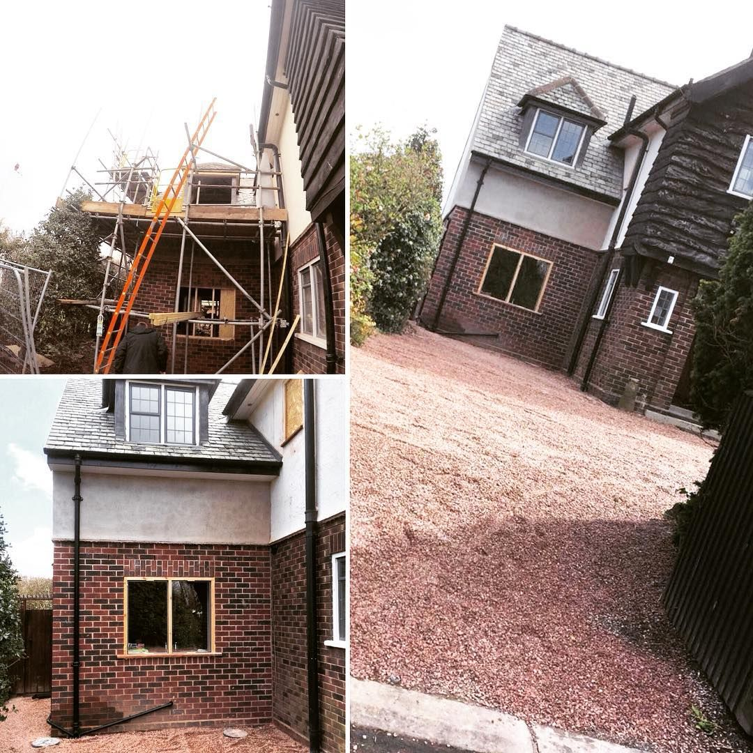 HartleyandParry on Instagram: Extension on Lache Lane all finished ...