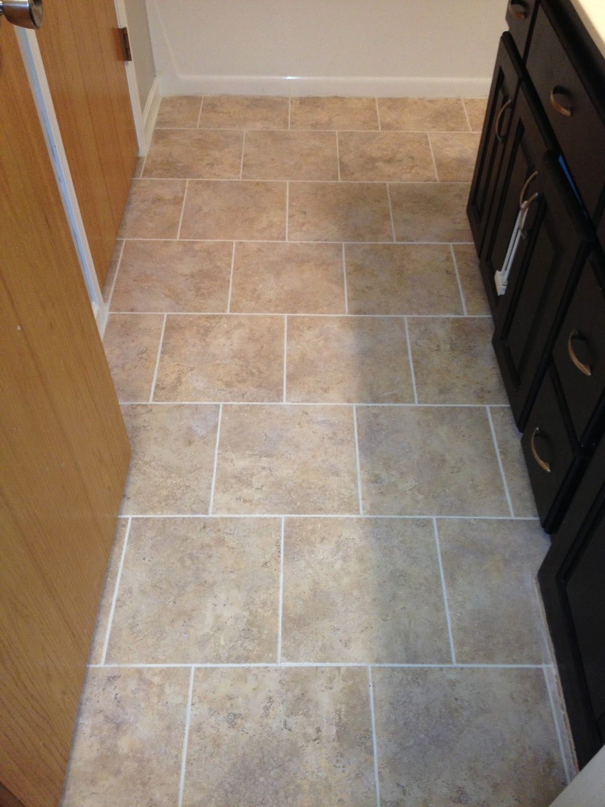 Peel and Stick Beauty Flooring, Stick on tiles, Vinyl