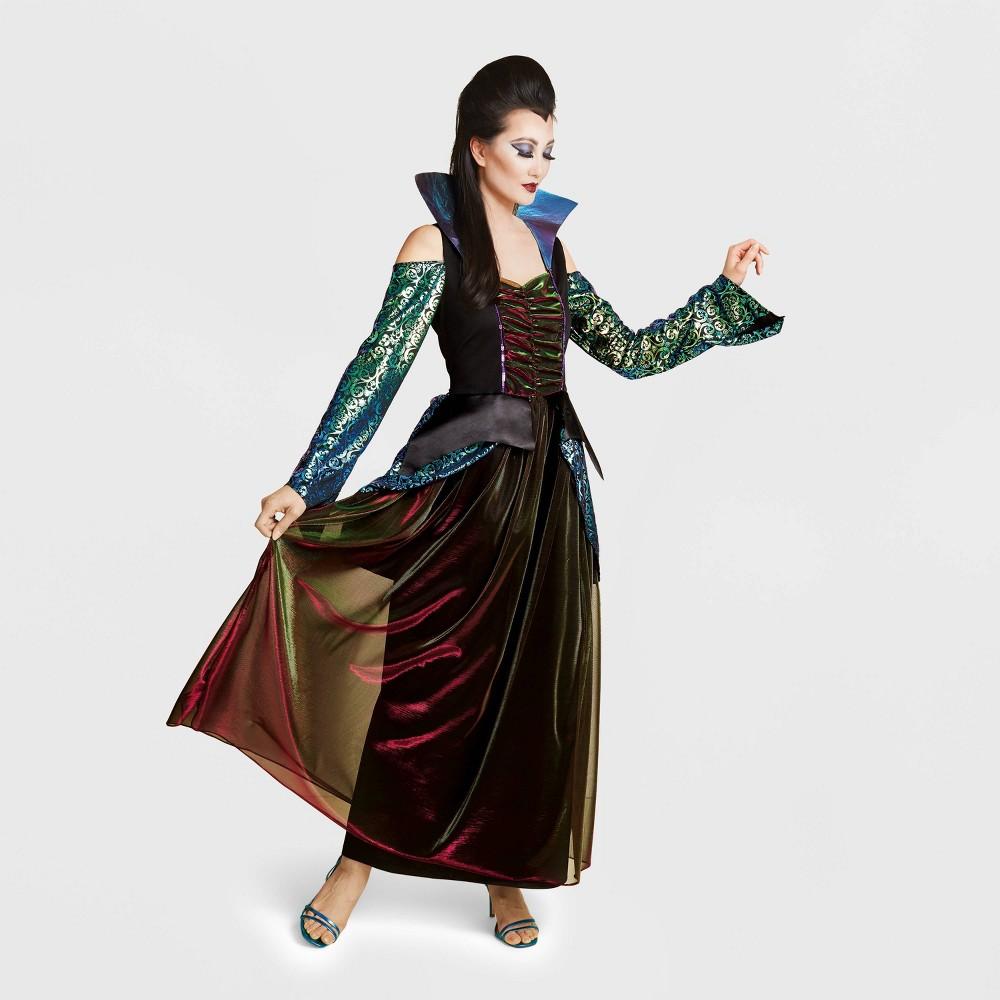 Halloween Women's Mystic Vampire Halloween Costume L