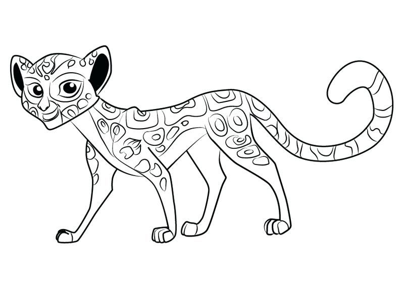 Lion Guard Coloring Pages Best Coloring Pages For Kids Horse Coloring Pages Lion Guard Coloring Pages