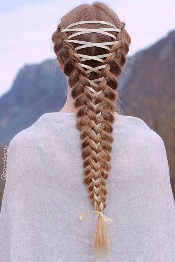 15 Amazing Braid Hairstyles With Corset Braid Hair Hair