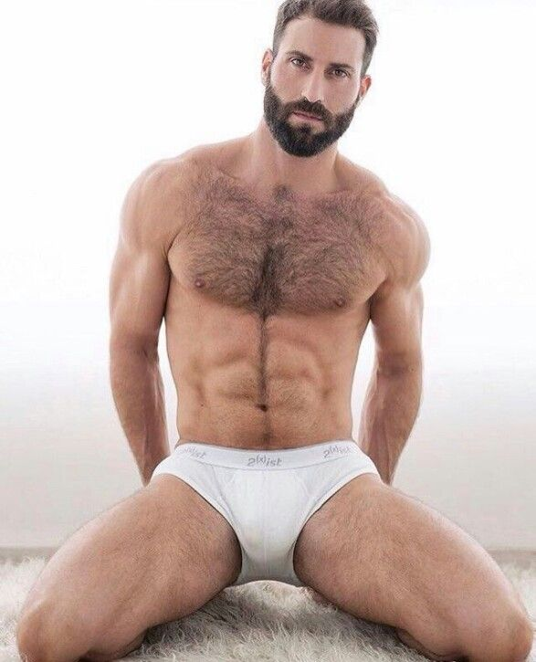 Pics Of Only Whiskered Men Briefs Gay