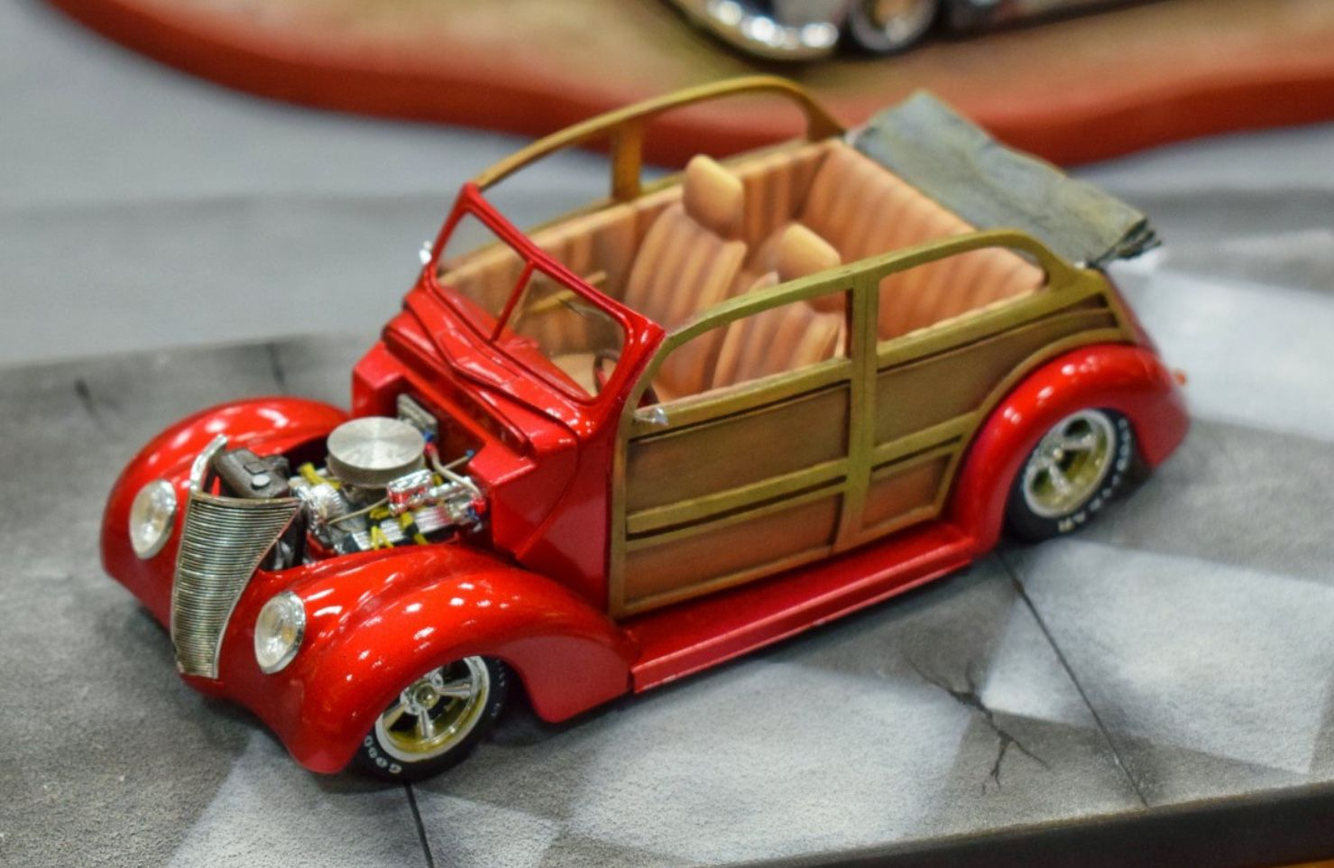 Pin by Phil Ashford on To Scale Model cars building