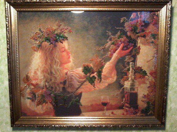 Вишиваю картини з бісеру на замовлення | Painting, Art